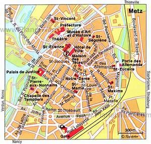 Plan De Metz : 12 top tourist attractions in metz easy day trips ~ Farleysfitness.com Idées de Décoration