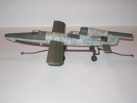 Bronco 1/35th Scale Fieseler Fi 103 Re-3 Piloted Flying