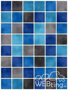 Mosaik Fliesen Blau : 15x20cm blau fliesenaufkleber fliesen aufkleber ~ Michelbontemps.com Haus und Dekorationen