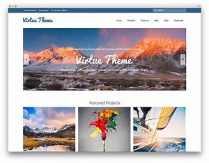25 Best Free WordPress Themes Built With Bootstrap 2019