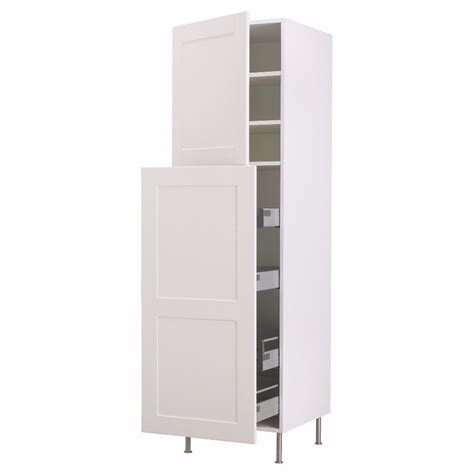 ikea pantry cabinet tall ikea tall free standing kitchen pantry white cabinet