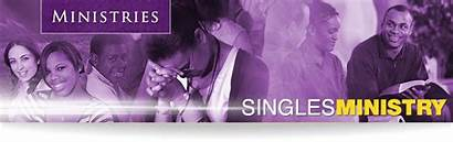 Singles Church Christian Banner Kingdom Ministries