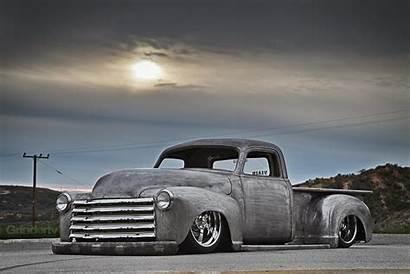 Chevy Truck Trucks Wallpapers Chevrolet Custom Classic