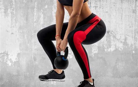 workout kettlebell intense minute routine attack body femniqe inner