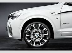 New BMW M Performance Parts for X4 Carscoops
