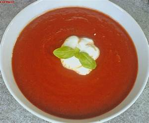Tomatensuppe Rezept Einfach : tomatensuppe mit aceto balsamico rezept mit bild ~ Yasmunasinghe.com Haus und Dekorationen