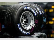Michelin submete proposta para fornecer pneus para a F1 em