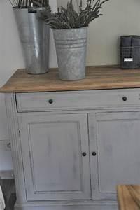 photos de peindre meuble blanc effet vieilli images sur With meuble effet vieilli blanc