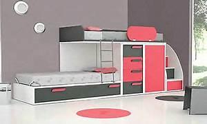 Treppe Mit Schubladen : hochbett doppelhochbett etagenbett mit kleiderschrank schubladen treppe 25 farbe eur ~ Watch28wear.com Haus und Dekorationen