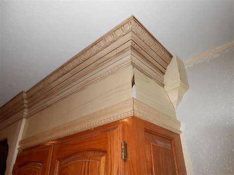 Making An Upper Wall Cabinet Taller (kitchen