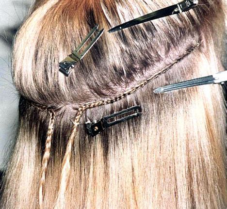 different types of clip in hair extensions   Hairstyles Blog