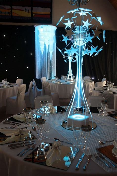 star centerpieces  tables star wars death star hanging