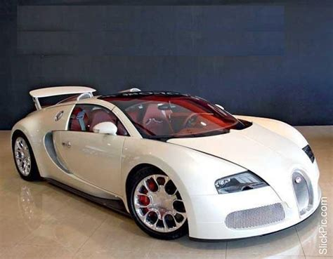 Bugatti Veyron White And by Pearl White Bugatti Veyron Grand Sport Page 3