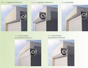 comment isoler une porte de garage enroulable la culture With comment fixer une porte de garage
