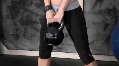 kettlebell butt swing perfect workout