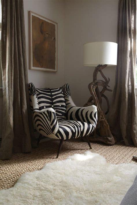 decoration zebre chambre 17 meilleures idées à propos de chambre africaine sur