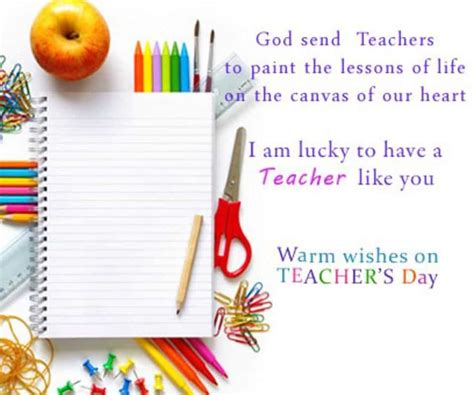Happy Teachers' Day: Best quotes, SMSes, wishes to share ...