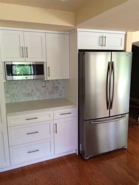 reno kitchen cabinets our kitchen reno bar pulls white cabinets carrara 1850