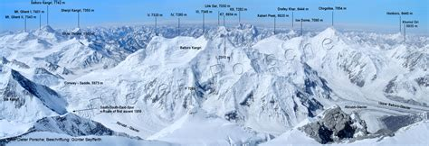 Gasherbrum I Panorama