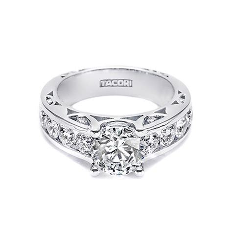 tacori 18 karat neotare engagement ring 280475 tq diamonds
