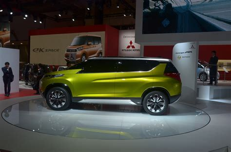 Tokyo 2018 Mitsubishi Concept Ar Previews New Mpv Image