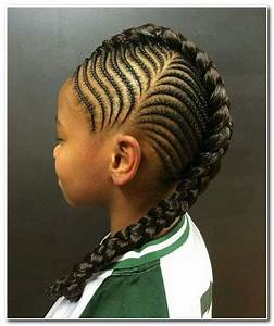 Little Girl Braids Hairstyles African American New