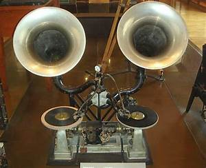 Chronophone: First-Ever Mixer and Crossfader, 1910 Make:
