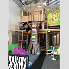 Lil' Monkey's Treehouse Indoor Playground (kamloops