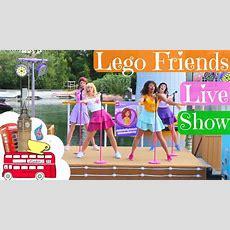 5 Lego Friends Songs Live In Legoland Windsor  Lego