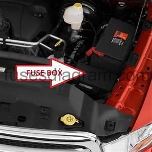 Fuse Box Dodge Ram 2009