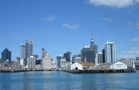 Scow Auckland by Auckland New Zealand Another Header