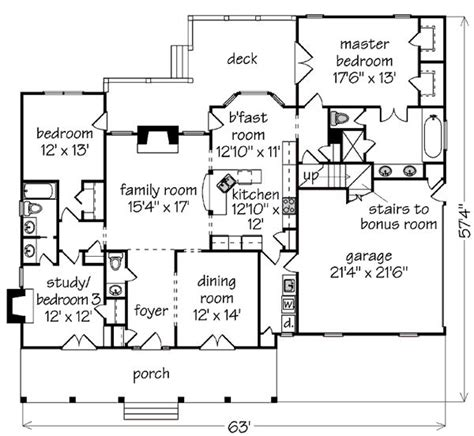 southern living floorplans river run southern living open floor plan 1 floor 3 bed 2 5 bath floorplans i like