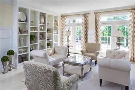 traditional living room makeover  hgtv
