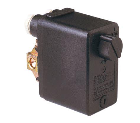 pressostat mono triphas 233 12 bar pompe eau surpresseur ebay