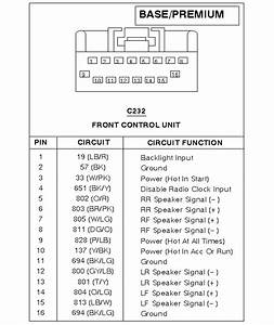 2005 Ford Escape Pcm Pinout