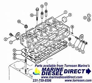 Engine Block Cylinder Head Assembly Parts Diagram Car Pictures