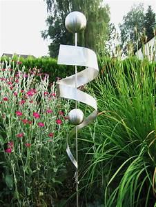 Trennwände Garten Edelstahl : skulpturen stele edelstahl skulptur gartendeko rostfrei 31 ein designerst ck von gartenkult ~ Sanjose-hotels-ca.com Haus und Dekorationen