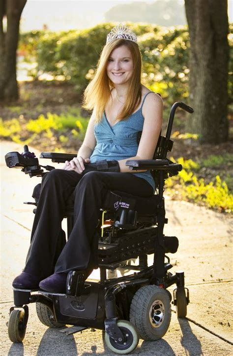 wheelchair alabama shannon roberts strength courage