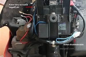 Diy Pasang Pengaman Motor Di Vario 125