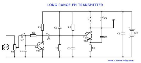 Long Range Transmitter