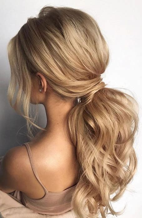25 Classy Ponytail Hairstyles for Women in 2020 The