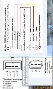 Gm Alternator Wiring Plf