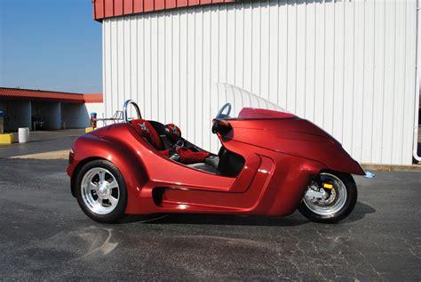 2009, Thoroughbred, Stallion, Trike, Motor Trike, Ford