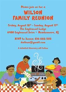 Family Reunion Invitation Samples - Hot Girls Wallpaper