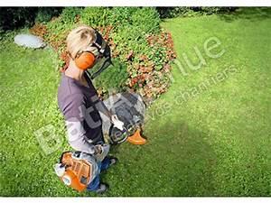 Coupe Bordure Thermique Stihl : stihl coupe bordure thermique fs50ce avec t te faucheuse ~ Melissatoandfro.com Idées de Décoration