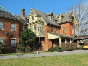Front of hotel picture of the sayre mansion inn for The floor show bethlehem pa