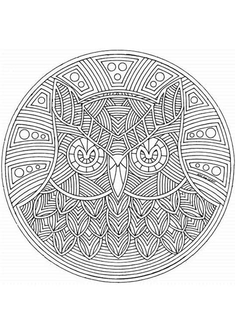 Kleurplaat Mandala by Kleurplaat Mandala Kleurplaten 5187 Kleurplaten