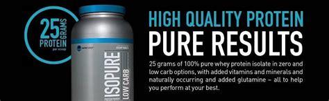 Amazon.com: Isopure Low Carb Protein Powder, 100% Whey