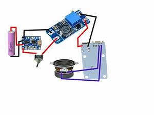 Diy A Bluetooth Speaker