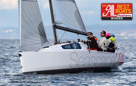 boat review seascape  sail magazine